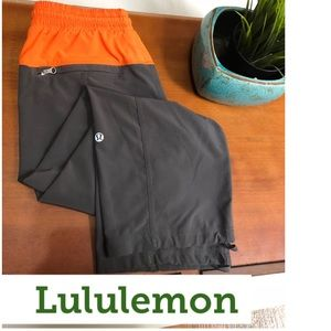 Lululemon Step Lively Crops